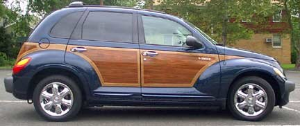 Side View Woo Edition Pt Cruiser