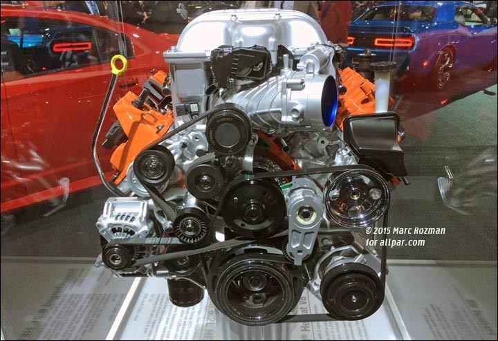 2015-2018 Dodge Challenger SRT: muscle cars with Hellcat supercharged V8s |  Allpar Forums | 2015 Challenger Hemi Engine Diagram |  | Allpar