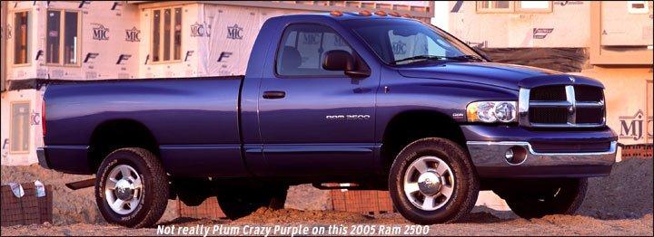 2003 ram 2500 diesel towing capacity