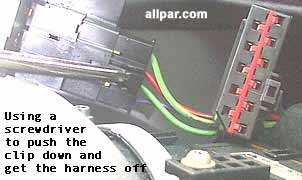 chrysler dodge neon turn signal switch and ignition. Black Bedroom Furniture Sets. Home Design Ideas