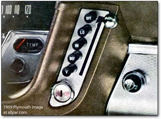 pushbutton automatic