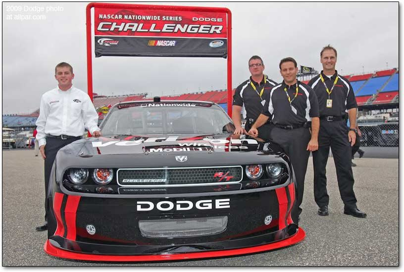 race Challenger for NASCAR