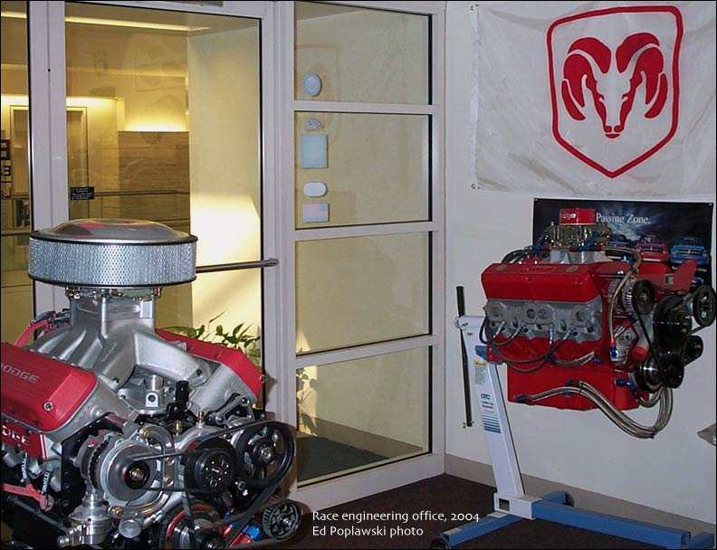 race engine group offices 2004