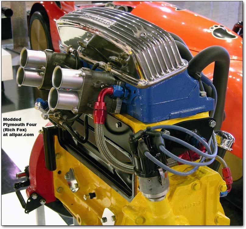 new flathead crate engine