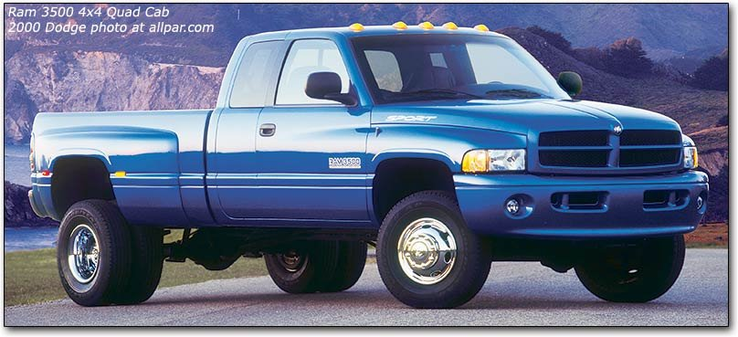 ram 3500 1994 2001 dodge ram pickup trucks  at gsmportal.co