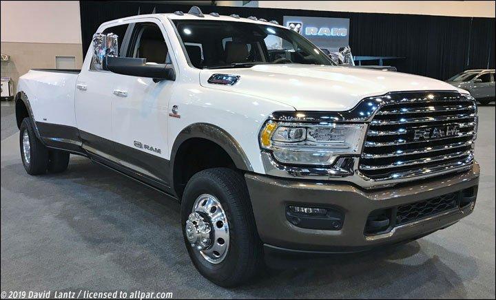2019 Ram 3500 Laramie Longhorn pickup