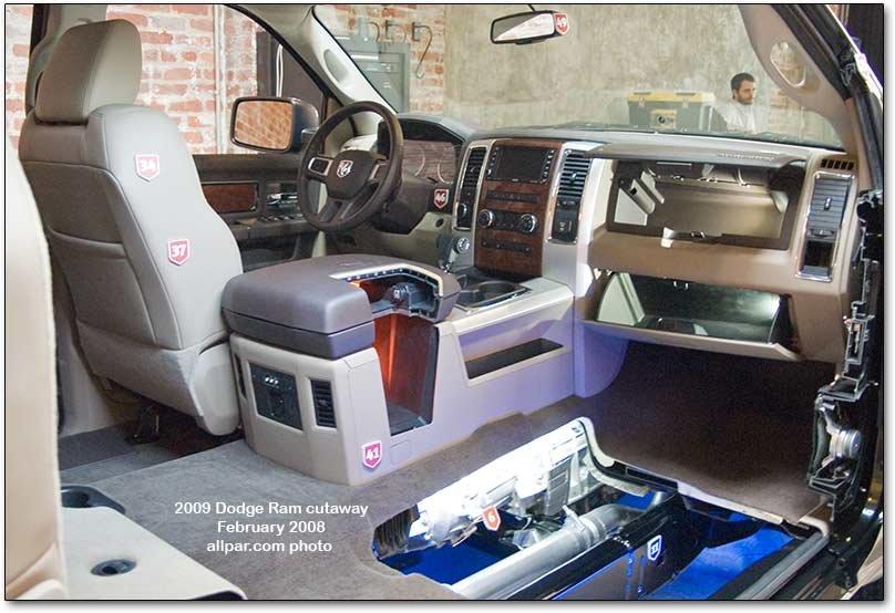 2008 dodge journey and 2009 dodge ram at industria new york. Black Bedroom Furniture Sets. Home Design Ideas