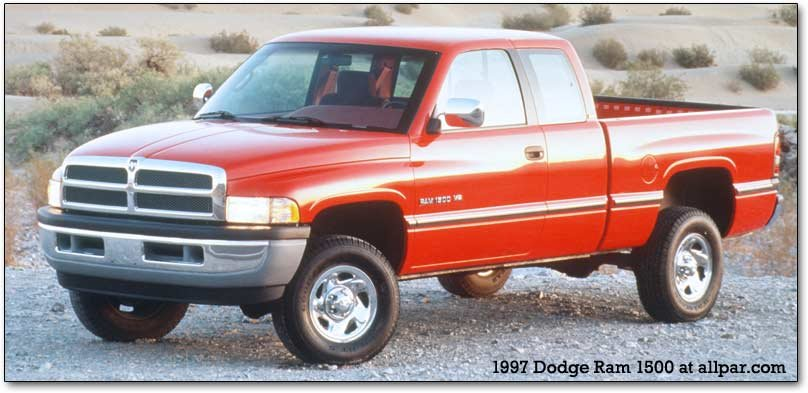 dodge ram lifted. The 1993-2001 Dodge Ram FAQ