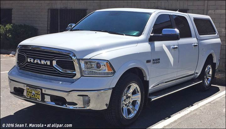 Living With A 2016 Ram 1500 Limited Hemi 4x4