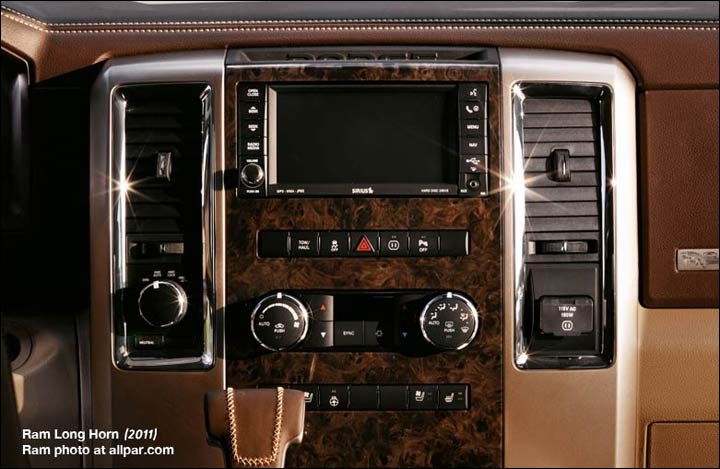 Would like to hear from longhorn owners page 2 dodge - Dodge ram 2500 laramie longhorn interior ...