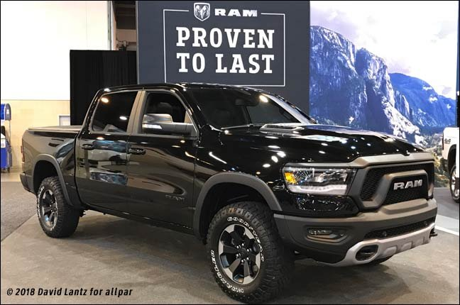 Chrysler Dodge Jeep And Ram At The 2018 Houston Auto Show Texas