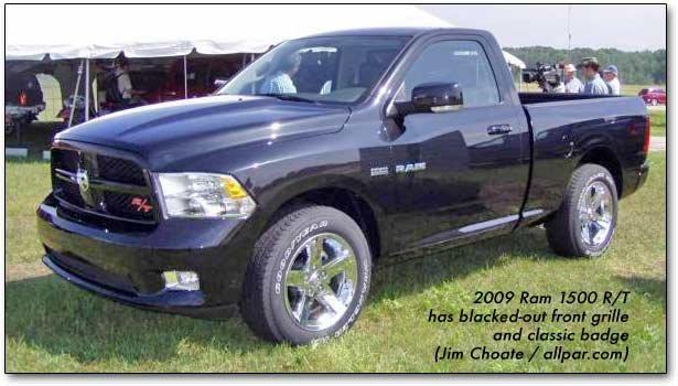 2009-2012 Dodge Ram 1500 pickup trucks: link/coil