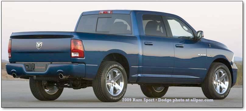 2009 2015 Dodge Ram Pickup Trucks Suspension Steering
