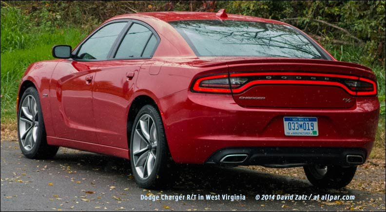 Dodge Charger Sxt Rallye >> 2015 Dodge Charger Models and Specifications