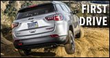 '17 Compass preview/off-road test