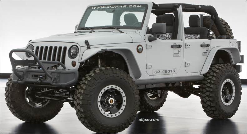 Jeep Recon