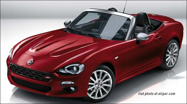 "fiata:"" the 2017 fiat 124, high-powered kin of the mazda miata"