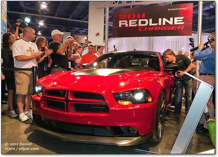 Charger Redline launch