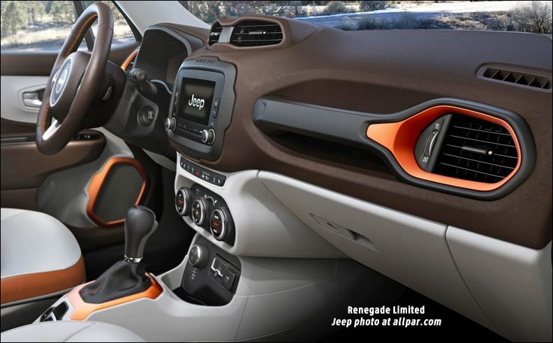 renegade interior
