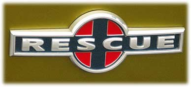 Jeep Rescue logo