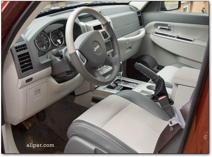 2008   2012 Jeep Liberty   Description, Photos, Details, Specifications