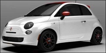 2015 Fiat 500 Pop Ribelle