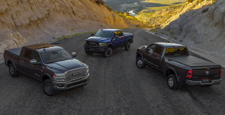 News Meet The 2019 Ram Hd America S Strongest Truck
