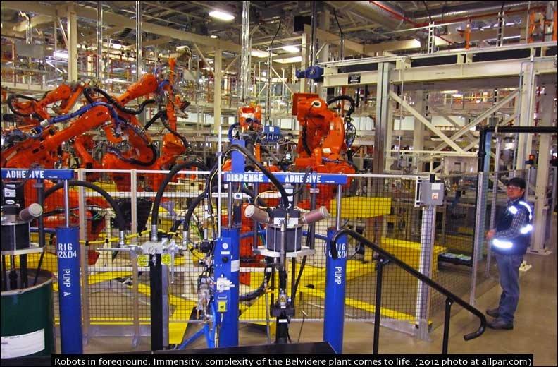 Robots on 2012 Dodge Caliber
