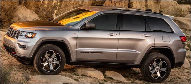 rocks trailhawk 2017 jeep grand cherokee the flagship suv, upgraded  at soozxer.org