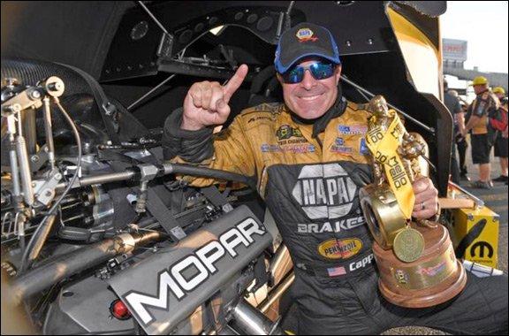 ron capps - Dodge Mopar NHRA driver 2019