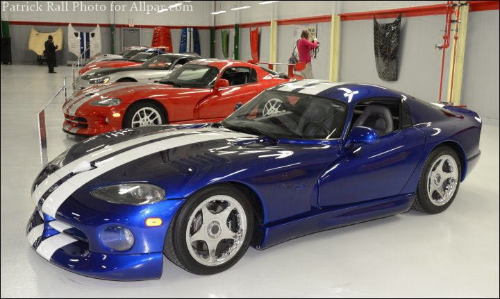 Inside The Dodge Viper And Prowler Conner Avenue Assembly Plant