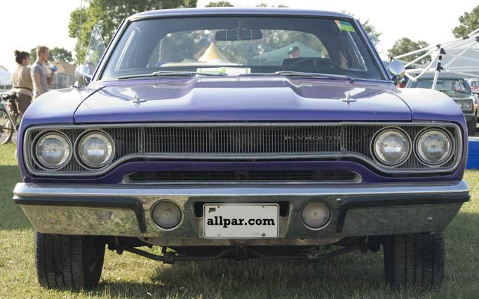 The legendary Plymouth Road Runner and Dodge Super Bee