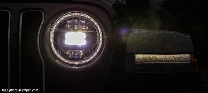 2018 Jeep Wrangler JL: Still steel, still capable after all