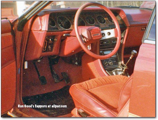 Plymouth Sapparo and Dodge Challenger Chrysler badged Mitsubishis: mitsubishi challenger engine diagram at negarled.com
