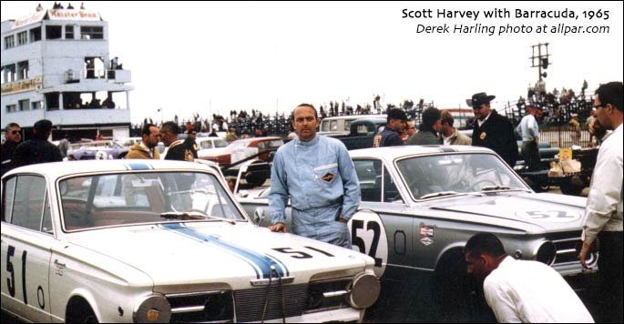 scott harvey