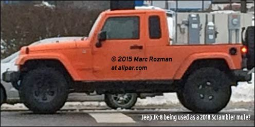 jeep pickup mule