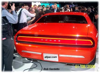 challenger rear