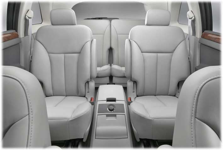 chrysler pacifica the second generation 2007 onwards. Black Bedroom Furniture Sets. Home Design Ideas