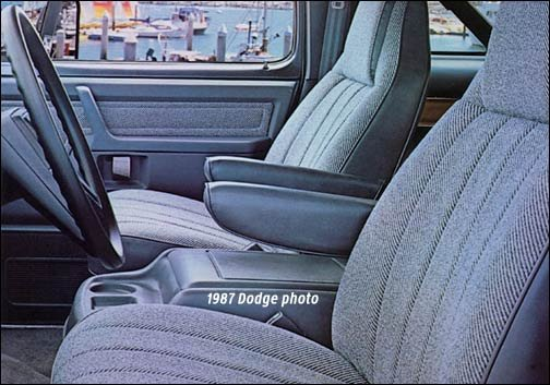 Dodge Ramcharger Trucks 1974 1993