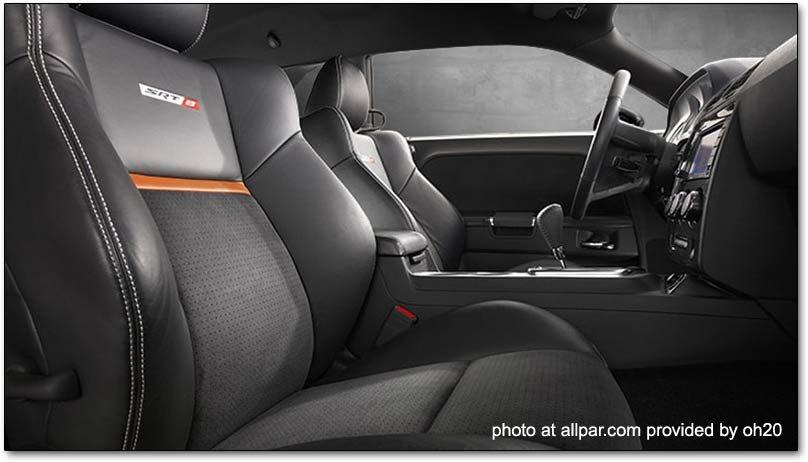 Dodge Challenger Car Accessories From Mopar