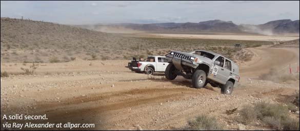 solid second for 1769