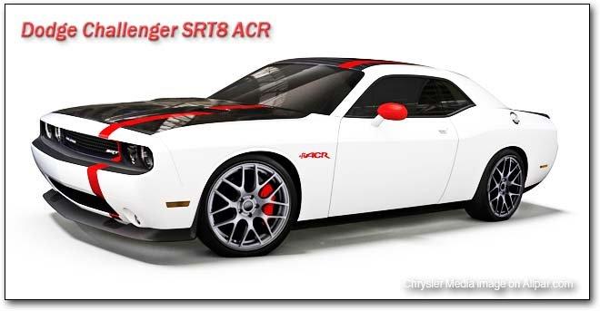 Dodge Challenger SRT8 ACR