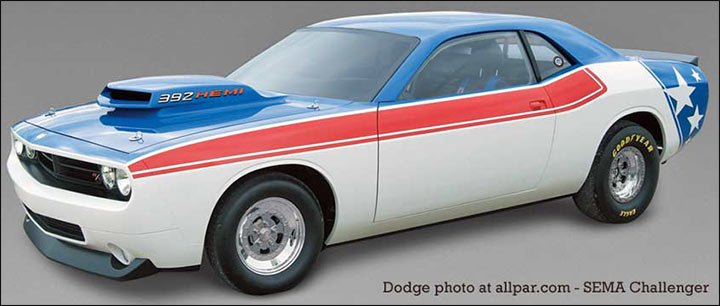 Super Stock Dodge Challenger