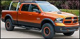 2015 SEMA Chrysler, Jeep, and Fiat concepts
