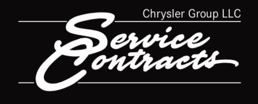 FCA / Chrysler service contracts