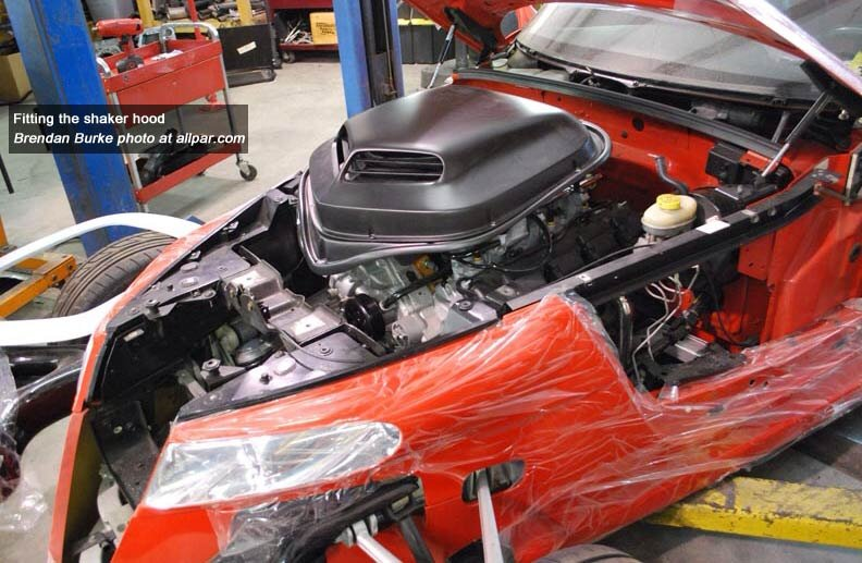 Srt Prowler Project Plymouth With 6 1 Hemi V8 Engine