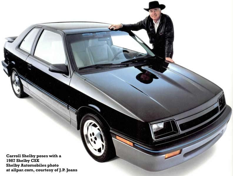 1987 Shelby CSX Crapwagon Outtake
