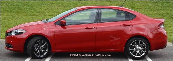 2013 dodge dart cars