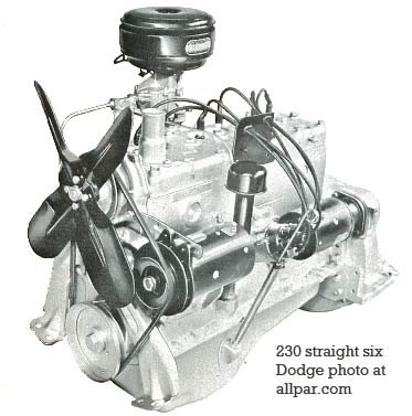 flat head engines plymouth dodge desoto chrysler six and eight Kawasaki Engine Diagrams dodge flathead six