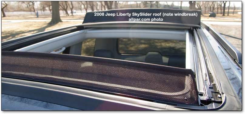 2008 Jeep Liberty Car Reviews